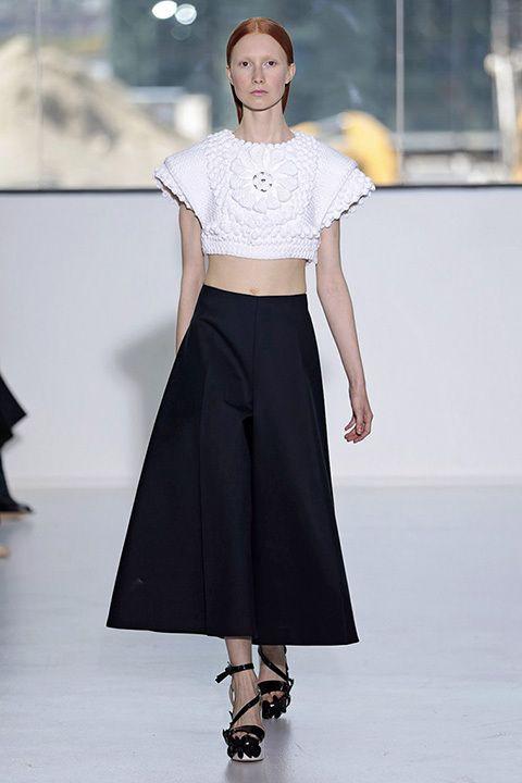 New York Fashion Week: Delpozo Primavera/Verano 2015 -Josep font, director creativo de 'delpozo', ha...