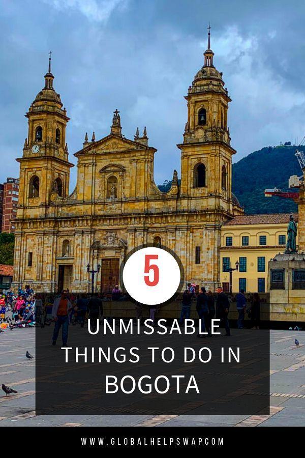 Three Days In Bogota