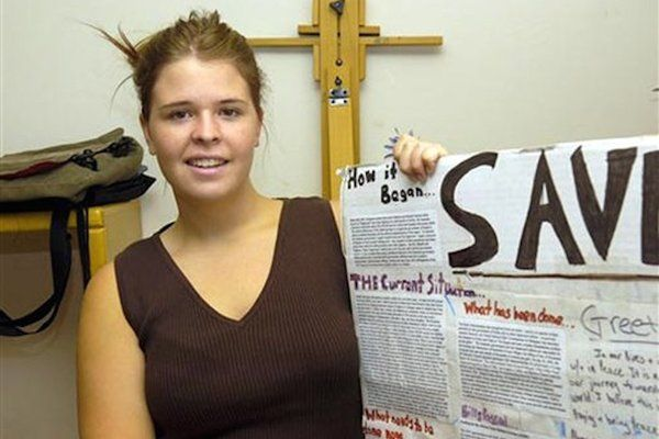 Why Kayla Mueller, raped repeatedly by ISIS leader, refused to escape - CSMonitor.com