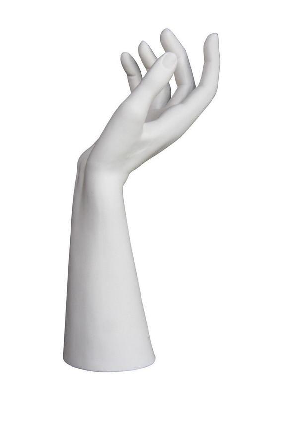 Interior Illusions Plus White Hand Sculpture Statue Jewelry Etsy In 2021 Hand Sculpture Hand Jewelry Hand Holding Something