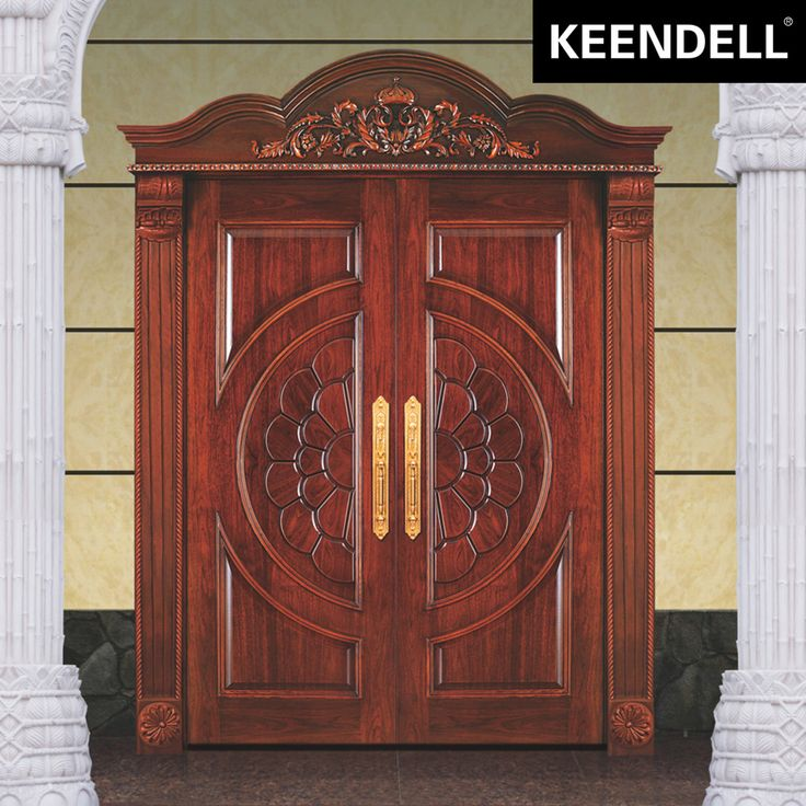 Hot Sale Exterior Entry Front Wooden Composite Main Door Designs Double Door Buy Double Door Entry Front Wooden Door Composite Door Product On Alibaba Com