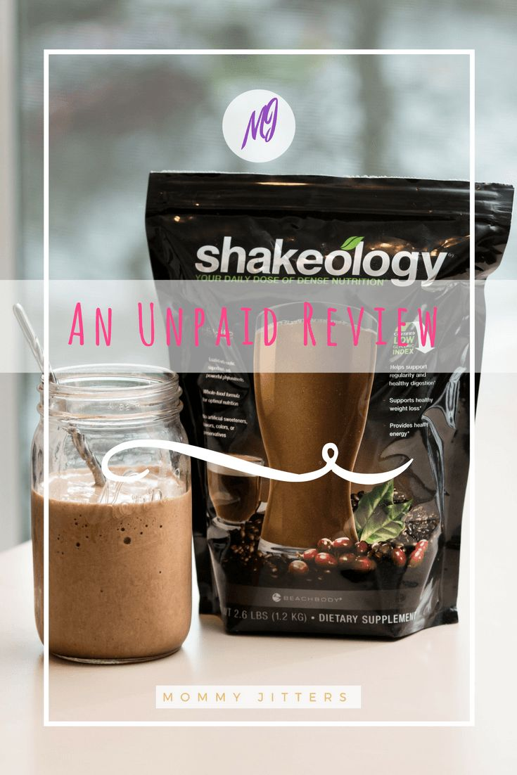 Shakeology (an unpaid review)