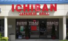 ichiban knoxville - best asian food in town that is run by our good friend Eric!