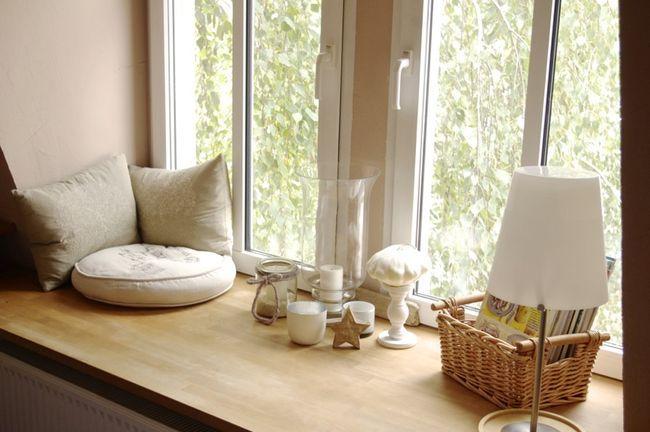 Breite Fensterbank zum sitzen und rausgucken - im Wohnzimmer realisierbar??