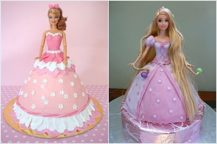These Doll Cake Tutorials are Simply Fantastic  http://www.stylishboard.com/these-doll-cake-tutorials-are-simply-fantastic/