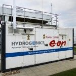 A developer and manufacturer of hydrogen generation and hydrogen-based power modules says that E.ON has inaugurated commercial operations at its Power-to-Gas (P2G) facility in Falkenhagen, Germany. The plant uses wind-powered electrolysis equipment from Hydrogenics Corp, (www.hydrogenics.com) to transform water into hydrogen, which is then injected into the existing regional natural gas transmission system. The hydrogen,