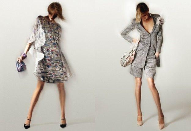 Minidress e giacche grigie
