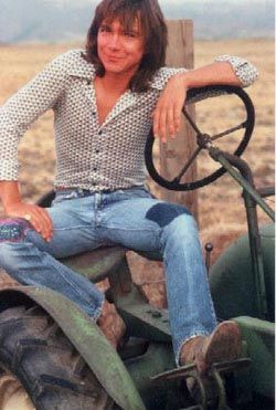 David Cassidy - I was so in love with David Cassidy when I was in 6th grade!
