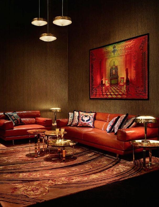 Emejing Bubble Sofa Von Versace Pictures - Amazing Home Ideas ...