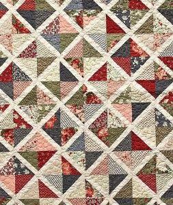 lattice quilt