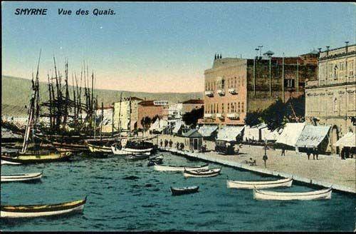 Eski İzmir Kartpostalları Foto Galerisi - Sayfa 12