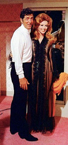 Dean Martin and Tina Louise
