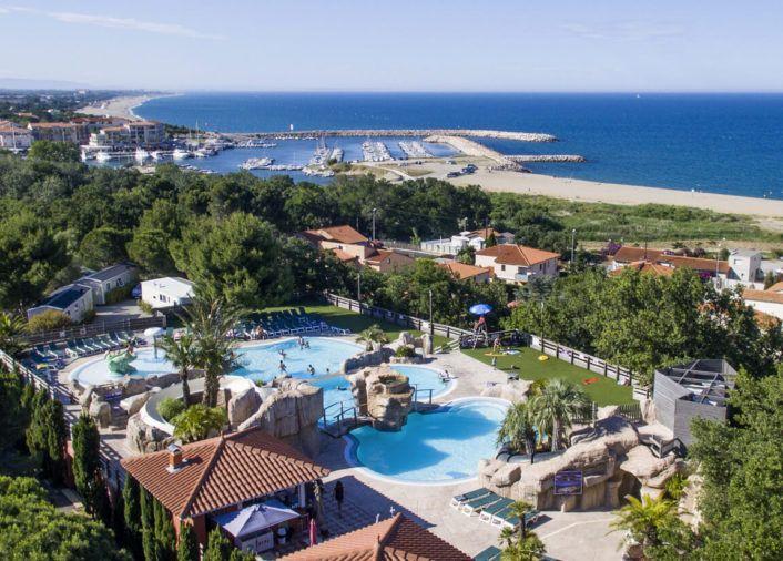 Camping Pin Parasol 5* en Vendée prix promo location Camping La - camping en vendee avec piscine pas cher