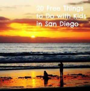 20 Free Things to Do with Kids in San Diego