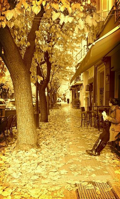 Thessaloniki - Aristotelous by arpatsi, via Flickr