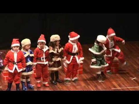 TEMIS Navidad 2010 -Santa Claus se atascó en mi chimenea-.wmv - YouTube