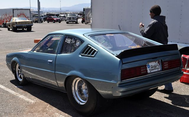 10 Second Plymouth Arrow