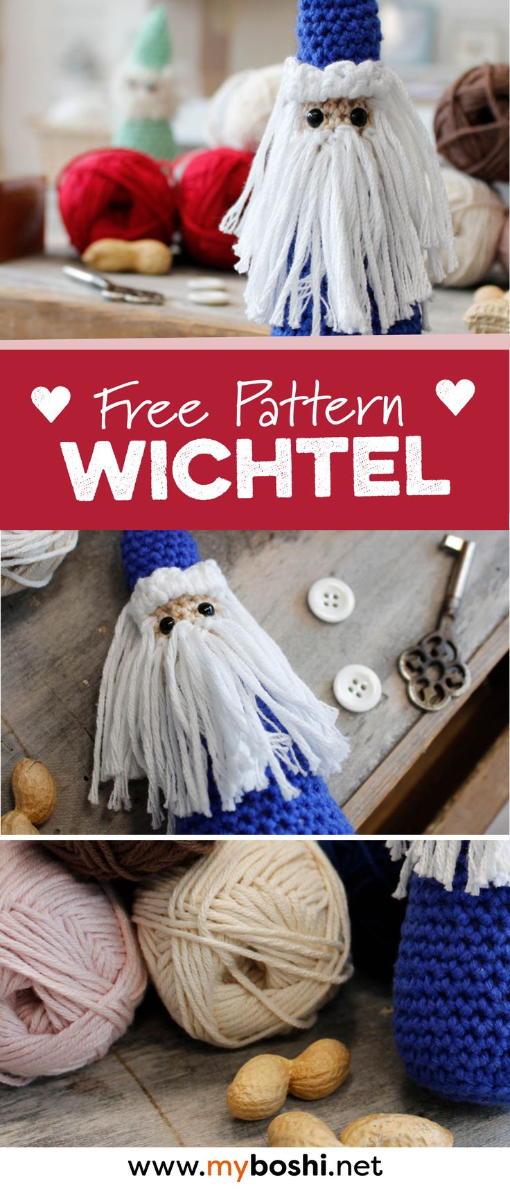 Best 69 DIY: Amigurumi häkeln ideas on Pinterest | Anleitungen ...