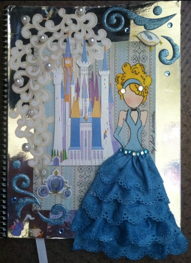 Prima Doll Journal