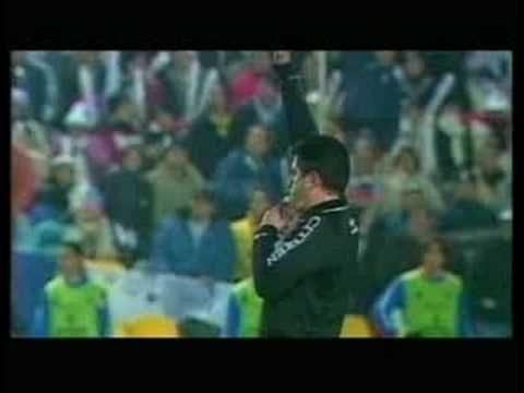 El portero vallecaucano, Miguel calero logró su segundo título en el fútbol méxicano en el torneo apertura del 2003, durante un disputado partido con el equipo Tigres, el 20 de diciembre de 2003 en el Estadio Universitario, donde venció por 3 goles a 2. El equipo hidalguense logró su tercer titulo nacional con una destacada actuación del guardameta colombiano y el delantero Andrés Chitiva.