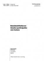 Discussie- en ontmoetingsnamiddag: aansluiting onderwijs-arbeidsmarkt (19 december 2012)   Vlaamse Onderwijsraad