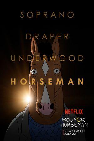 Baixar BoJack Horseman 3ª Temporada Completa Dublado