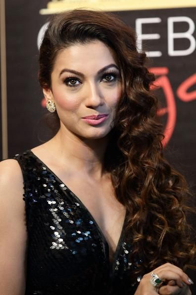 Celebrity big Brother version on India Bigg Boss Season 7 Candidates {2013}  Full List -http://www.pinkvilla.com/node/282302 Seen in pic {Model/Actress-Gauhar Khan}