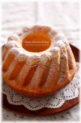 「ふんわり軽〜いクグロフ♪」あいりおー | お菓子・パンのレシピや作り方【corecle*コレクル】