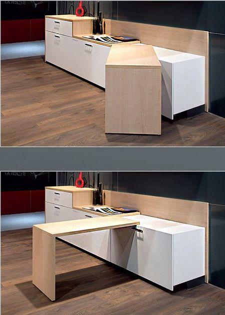 17 muebles modulables que quisiéramos tener en casa u oficina