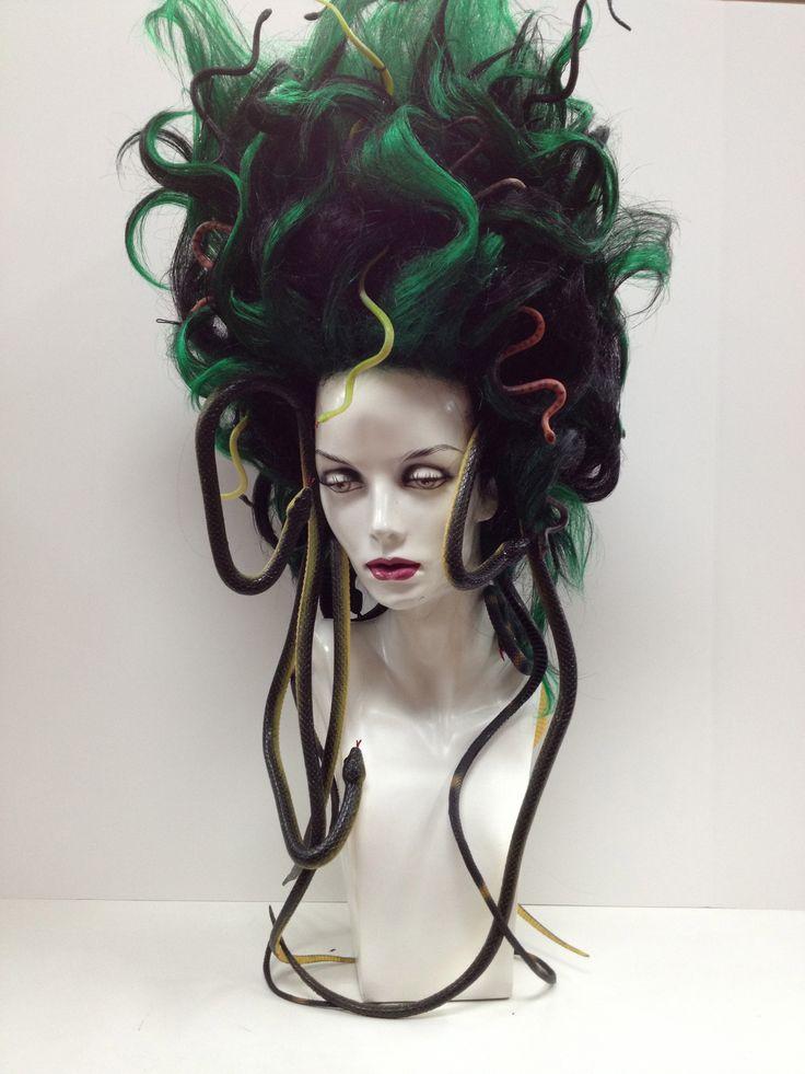halloween hair ideas