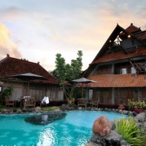 Tembi house of culture is a culture at bantul yogyakarta