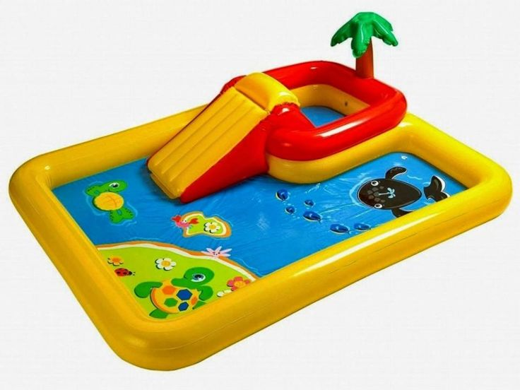 cute-plastic-garden-pool-for-baby