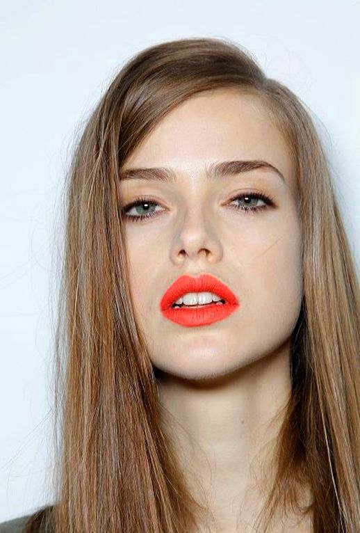 Trending Now #Lipsticks- Read my Summer #Orange Lips