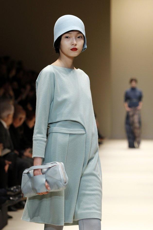Wow love this 20s look, Paris Fashion Week Liu Ling & Sun Dawei