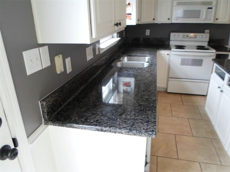 Best 20 blue pearl granite ideas on pinterest kitchen for White kitchen cabinets with blue pearl granite