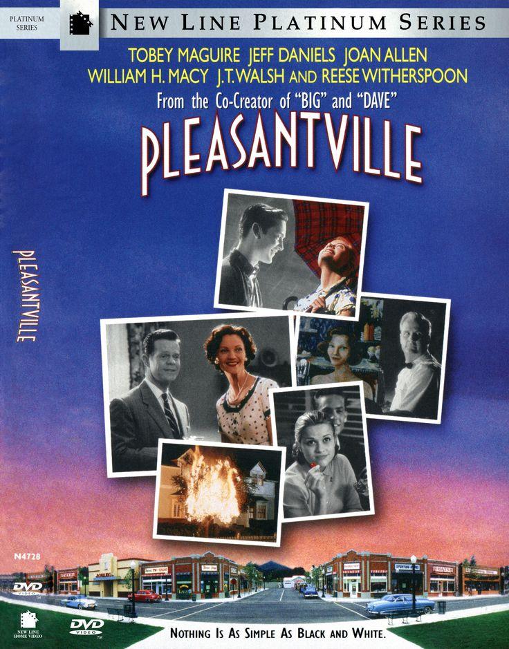 Pleasantville (1998) in 2020 Pleasantville movie