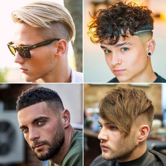 35 Best Hairstyles For Men With Big Foreheads In 2020