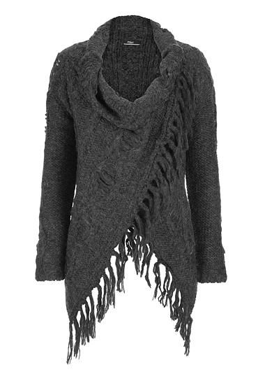 silver jeans co. � blanket cardigan (original price, $99) available at #Maurices