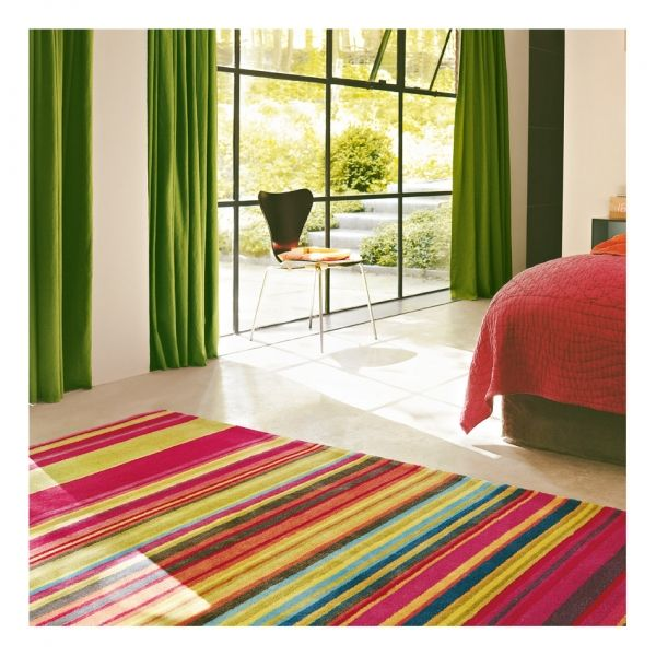 Xian Fresh 76800 Rugs In Pink By Brink And Campman