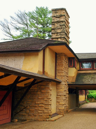 45 Best Images About Houses Frank Lloyd Wright On