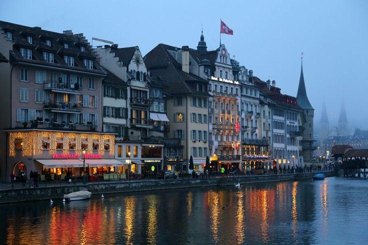 Люцерн. Switzerland