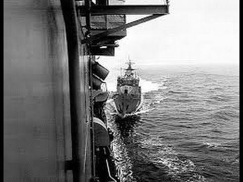 Таран боевых кораблей США, кораблями СССР
