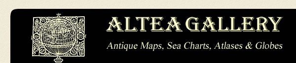 Blog: Altea: Antique Maps, Old Maps, Altea Antique Map Shop London