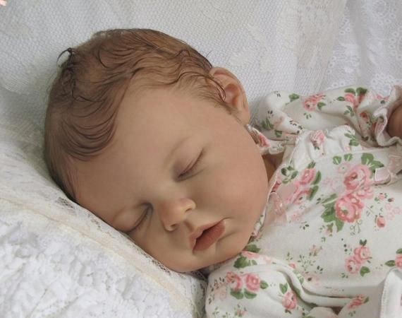 Custom Order for Reborn Baby Doll Noah, Realistic and Life Like