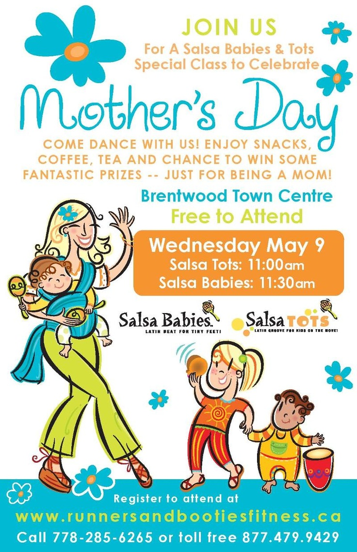Mother's Day Celebration @Brentwood Town Centre May 9th,2012
