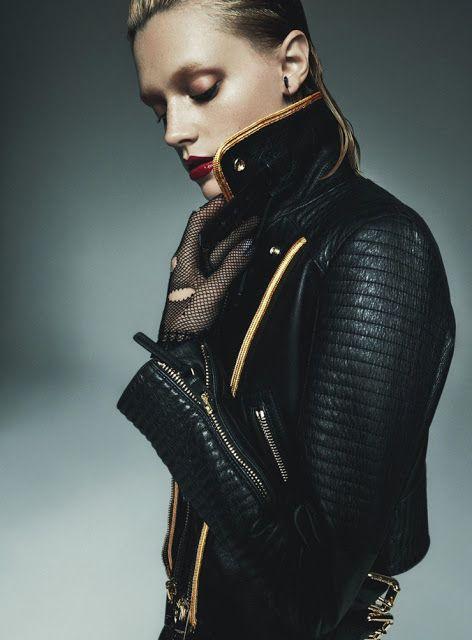 Tie-Xue-Yan-Yun-Shi-Ba-棋™: Leila Goldkuhl for Vogue Australia March 2016