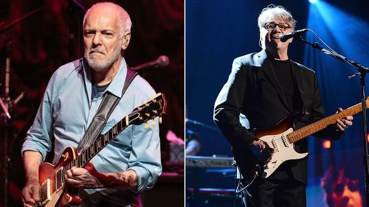 Steve Miller Band Peter Frampton Plot Summer Tour  Rock and Roll Hall of Fame inductees Steve Miller Band will hit the road this summer with special guest Peter Frampton for a 32-date trek.