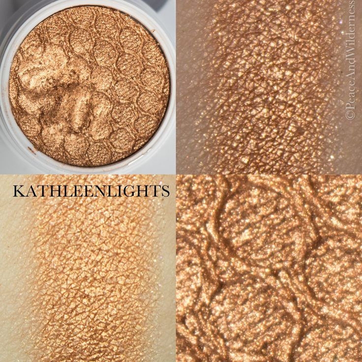 """⋆My Top 10 Favorite Super Shock Shadow from ColourPop⋆ REVIEW & SWATCHES – Peace & Wilderness  *KATHLEENLIGHTS – """"A satin bright golden copper"""""""