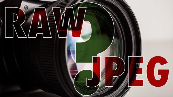 """Cosa è il RAW e perché ne ho bisogno? La domanda più frequente dei nuovi fotografi è: """"fai scatti in RAW?"""" È quasi un rito di passaggio che bisogna fare. I fotografi amano spiegare, il più delle volte provocatoriamente, cosa è la tecnica RAWe per quale motivo si dovrebbero fare scatti in raw. senza eccezioni"""