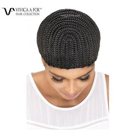 Ce bonnet avec tresses plaquées intégrées (cornrows) facilite le tissage tout en protégeant vos cheveux naturels. Il peut être utilisé pour tout type de technique de coiffure  et de tissage (weaves) : tissage avec de la colle (glue-in), cousu (sew-in), le crochet braids (avec un crochet latch hook), etc. Avec peignes intégrés ( With Combs) pour un port de perruque sécurisé. Aide à retenir l'hydratation et les huiles naturelles essentielles présentes dans vos cheveux.